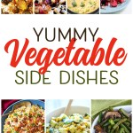 I'm trying to add more veggies into my diet and these vegetable side dishes look amazing! Maybe I can do it. :) #vegetablesidedishes #sidedishrecipes #sidedishes #vegetablerecipes