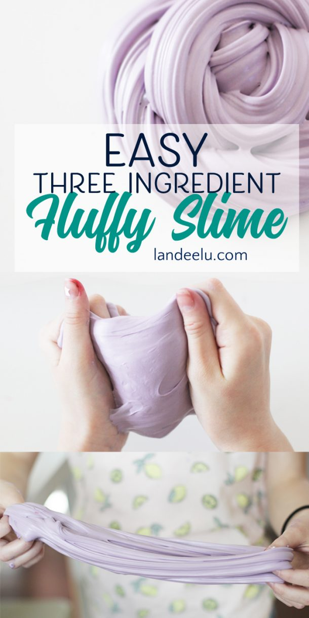 The Ultimate Recipe For Making Slime! See How To Make Slime Easily With  Household Products