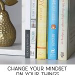 Decluttering your life is essential in living an intentional one. Change your mindset and start living the life you've always wanted!
