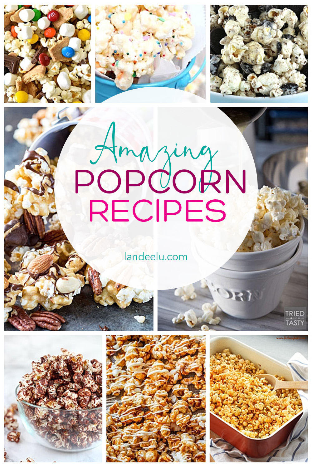 Try one of these yummy popcorn recipes for family night... everyone will love it! #popcorn #popcornrecipes #bestpopcorn #poppedcorn