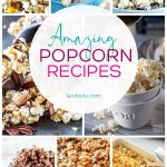 Try one of these yummy popcorn recipes for family night... everyone will love it! #popcorn #popcornrecipes #bestpopcorn #poppedcorn