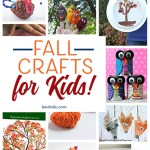 Keep those kids entertained on Thanksgiving with these fun fall crafts for kids! #thanksgivingcraft #fallcraft #kidscraft #craftidea #thanksgivingcraftideas