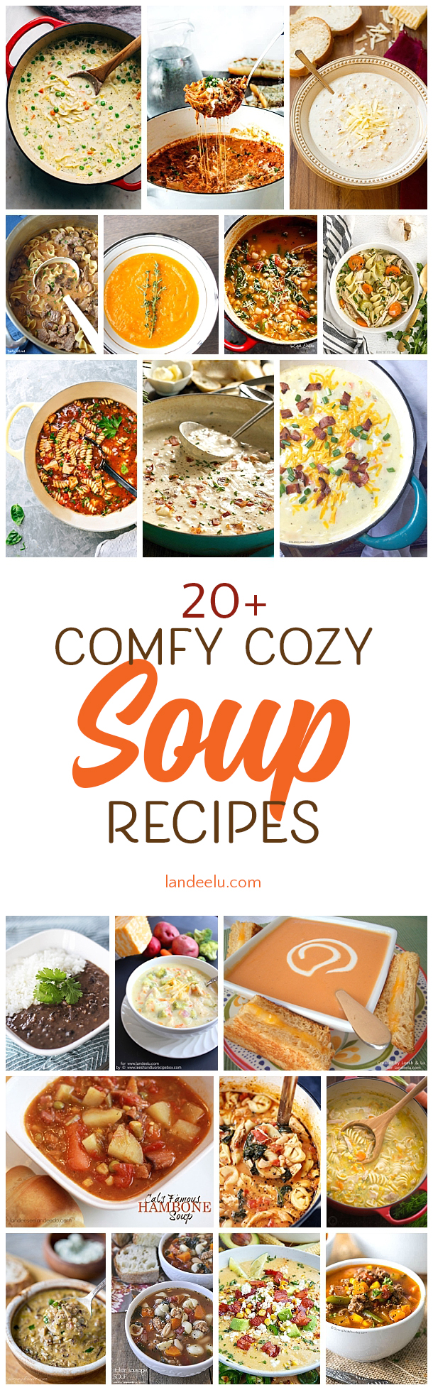 Comfy, cozy best soup recipes for fall