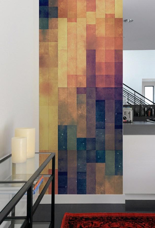 Geometric Wall Decals   Decoist