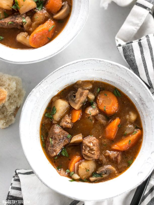 Instant Pot Beef Stew | Budget Bytes