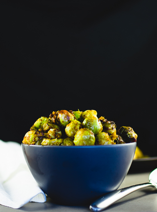Instant Pot Brussels Sprouts | Mom Noms