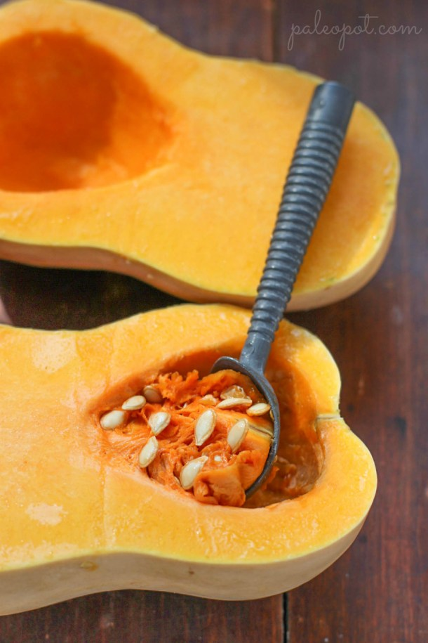Instant Pot Butternut Squash | Paleo Pot