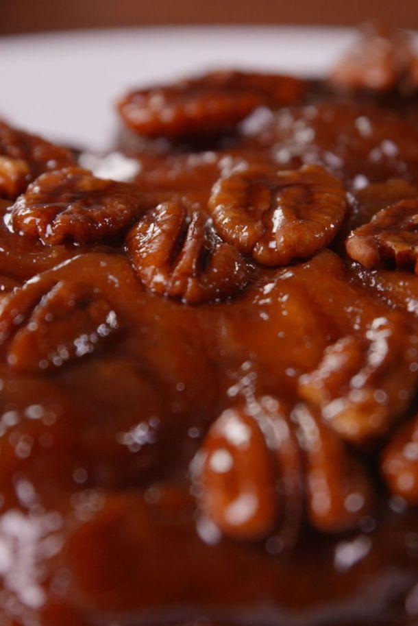 Best Slow Cooker Sticky Buns | Delish
