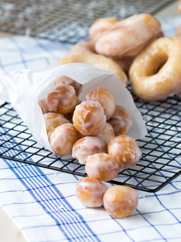 Copy-Cat Original Glazed Krispy Kreme Doughnuts | The Worktop