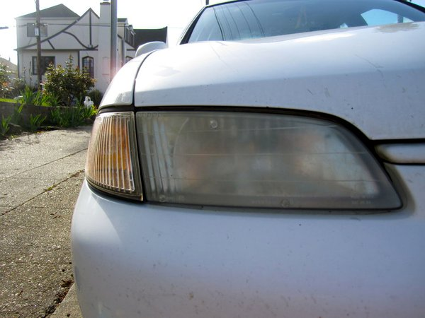 How to Clean Headlights | Instructables