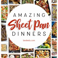 Amazingly Delicious Sheetpan Dinners