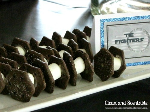 StarWars Food | Clean and Scentsible