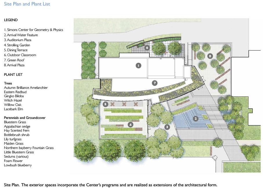 Simons Center Park Dirtworks 13 Site Plan Landscape