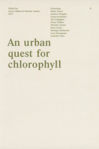 An_Urban_Quest_For_Chlorophyll