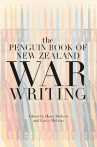 mclean_ricketts_penguin_book_of_nz_war_writing