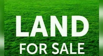 Fenced Land Measuring 4920sqm at Oniru
