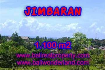 Land in Jimbaran for sale, Outstanding view in Jimbaran Ungasan Bali – TJJI067-x