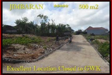 Affordable LAND IN JIMBARAN BALI FOR SALE TJJI085