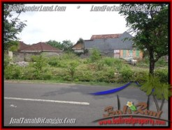 Exotic 500 m2 LAND IN CANGGU FOR SALE TJCG176