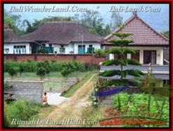 Beautiful LAND FOR SALE IN TABANAN TJTB203