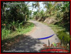 FOR SALE Magnificent 3,100 m2 LAND IN TABANAN BALI TJTB222