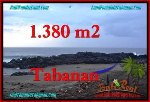 Beautiful LAND IN TABANAN FOR SALE TJTB270