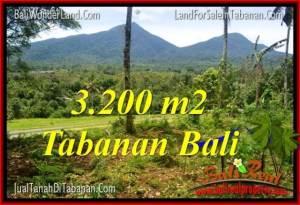 Magnificent LAND FOR SALE IN Tabanan Penebel BALI TJTB319