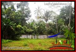 Exotic 4,850 m2 LAND FOR SALE IN Tabanan Bedugul TJTB330