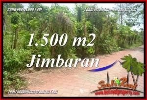 FOR SALE Affordable 1,500 m2 LAND IN JIMBARAN ULUWATU BALI TJJI128
