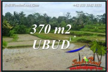 FOR sale Beautiful 370 m2 Land in Ubud Bali TJUB702