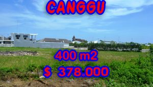 Exceptional Property in Bali, Land for sale in Canggu Bali – TJCG108