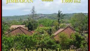 Affordable 1.600 m2 LAND SALE IN Jimbaran Ungasan TJJI089