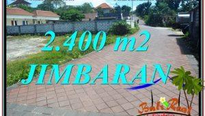 Beautiful 2,400 m2 LAND FOR SALE IN JIMBARAN TJJI110