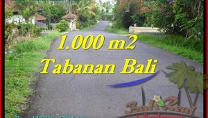 Beautiful PROPERTY TABANAN LAND FOR SALE TJTB243