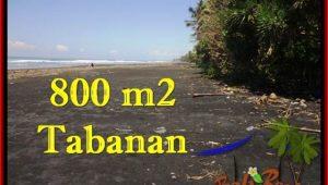 Exotic 800 m2 LAND FOR SALE IN TABANAN BALI TJTB260