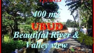 Magnificent PROPERTY 400 m2 LAND SALE IN UBUD BALI TJUB425