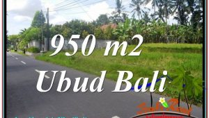 Exotic PROPERTY LAND FOR SALE IN UBUD TJUB648