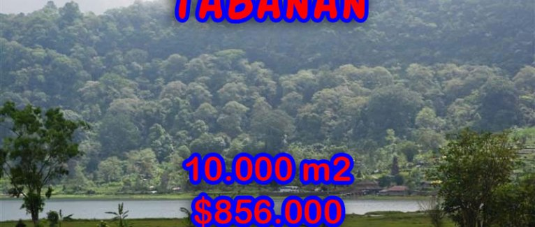 Land for sale in Bali, spectacular view in Tabanan Bali – TJTB059