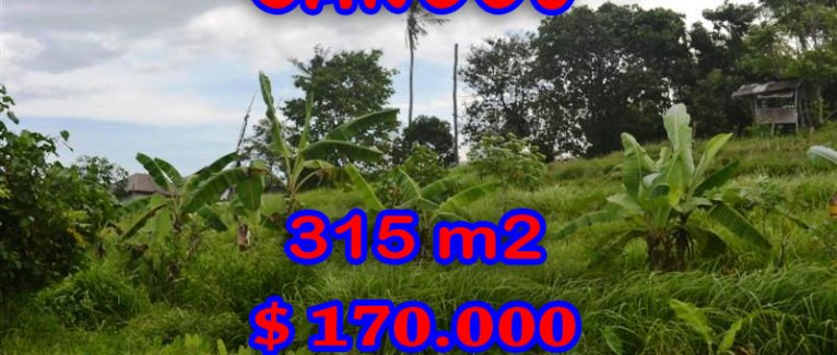 Land in Bali for sale, Spectacular view in Canggu Bali – TJCG112
