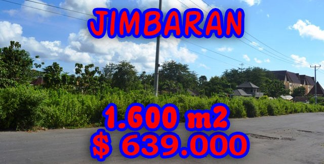 Land for sale in Bali, Amazing view in Jimbaran Bali – TJJI028