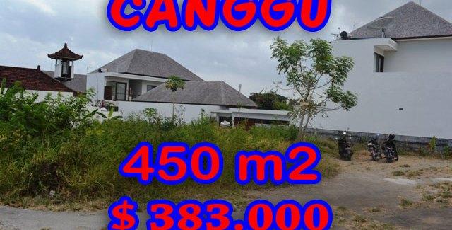 Land in Bali for sale, Magnificent view in Batu Bolong Bali – TJCG121