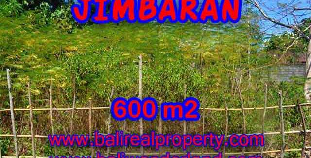 FOR SALE Beautiful PROPERTY 600 m2 LAND IN JIMBARAN BALI TJJI072