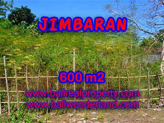 FOR SALE Beautiful PROPERTY 600 m2 LAND IN JIMBARAN BALI TJJI072