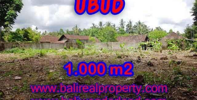 Land in Bali for sale, fantastic view in Ubud Bali – TJUB373