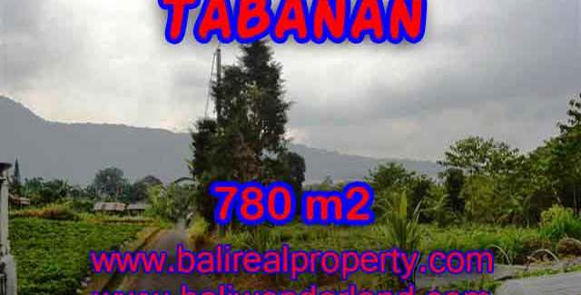 Interesting Land for sale in Tabanan Bali, Lake and mountain view in Tabanan Bedugul– TJTB100