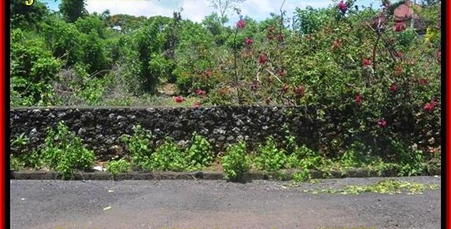 FOR SALE Magnificent PROPERTY 200 m2 LAND IN Jimbaran Ungasan BALI TJJI086