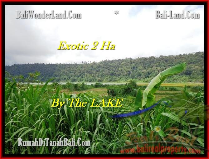 Beautiful PROPERTY 20,000 m2 LAND FOR SALE IN Tabanan Bedugul TJTB195