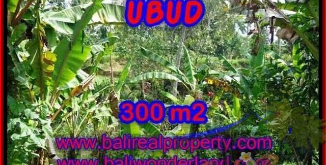 Magnificent PROPERTY LAND FOR SALE IN UBUD TJUB415