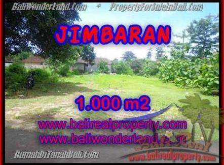 Magnificent PROPERTY LAND FOR SALE IN Jimbaran four seasons BALI TJJI063