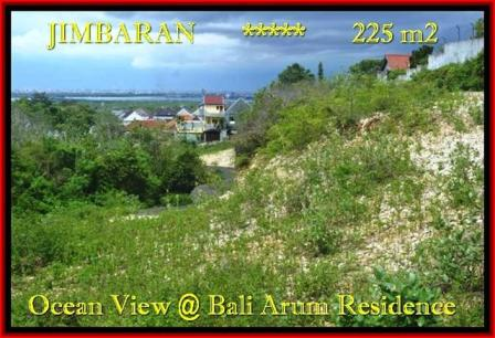 FOR SALE Magnificent 225 m2 LAND IN Jimbaran Uluwatu BALI TJJI092